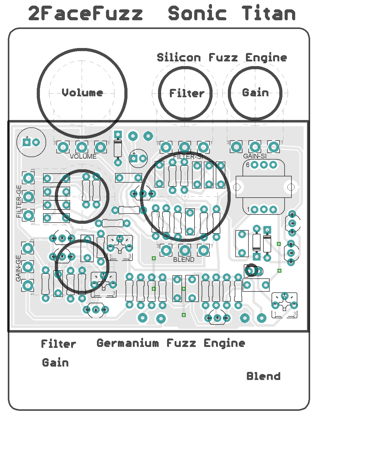 Sonic Titan Fx Proudly South African Pedal Nonsense Page 6 Pnp Fuzz Face Wiring Diagram Image